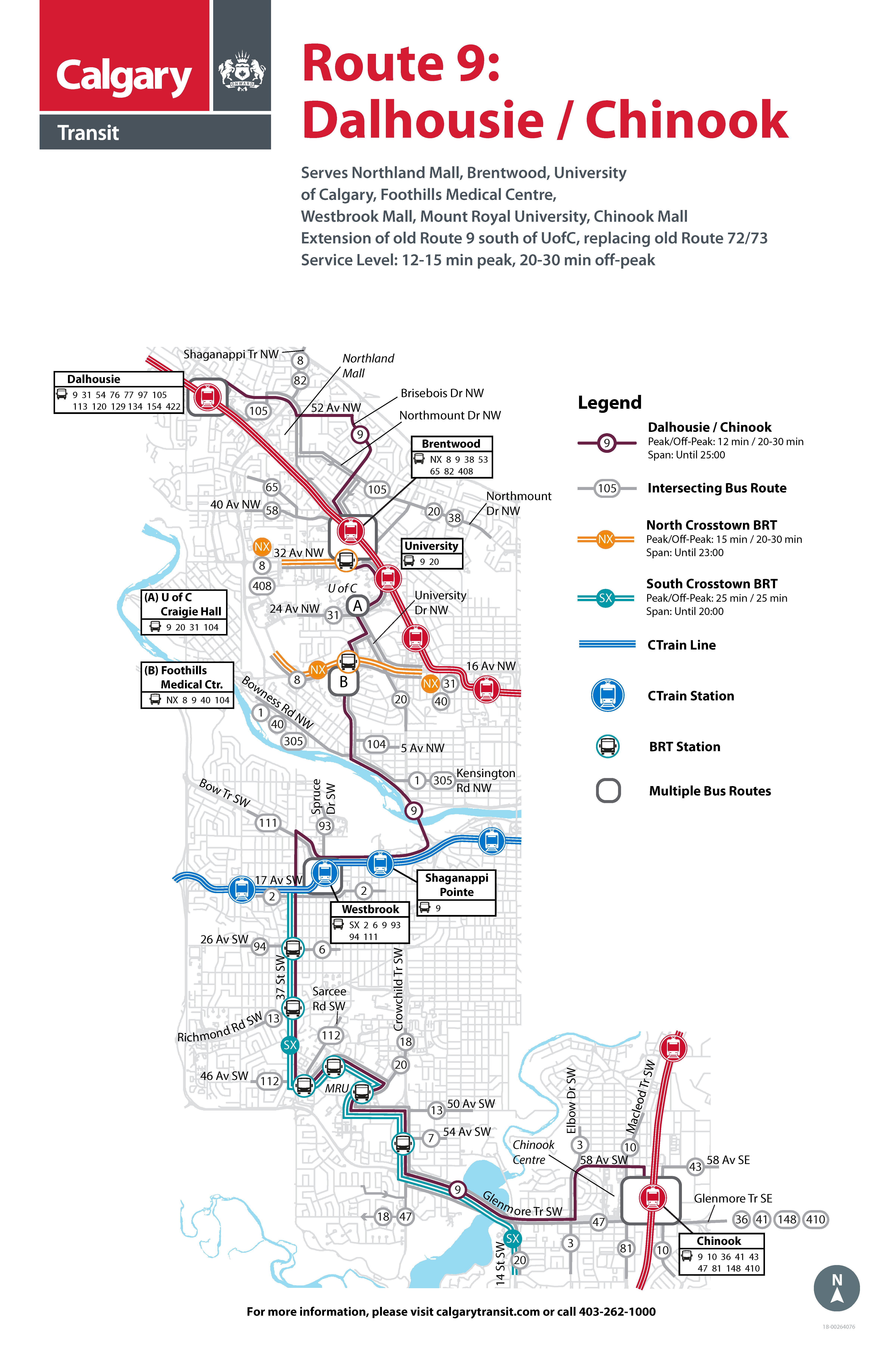 2018 transit service review :: engage