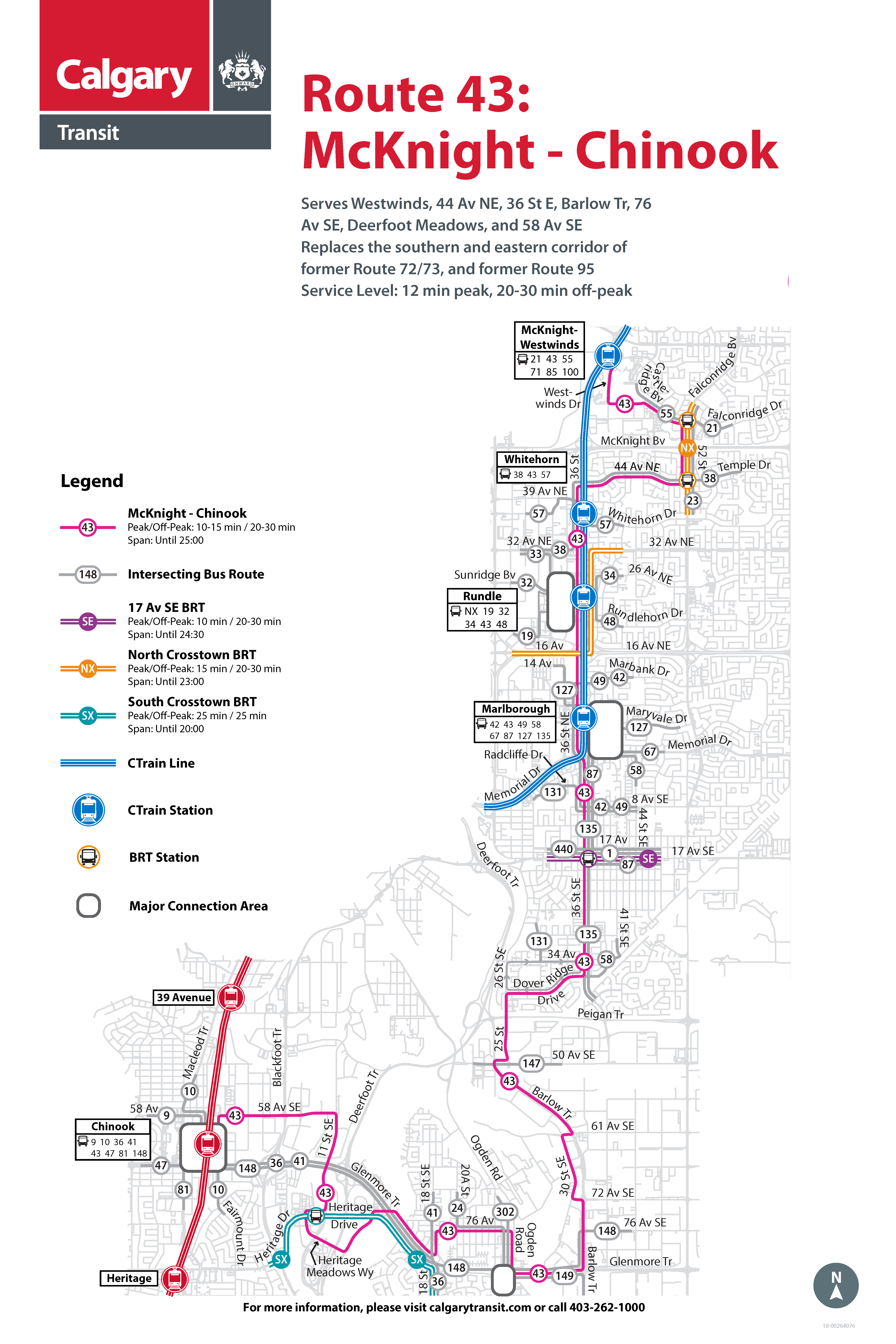 2018 Transit Service Review Engage