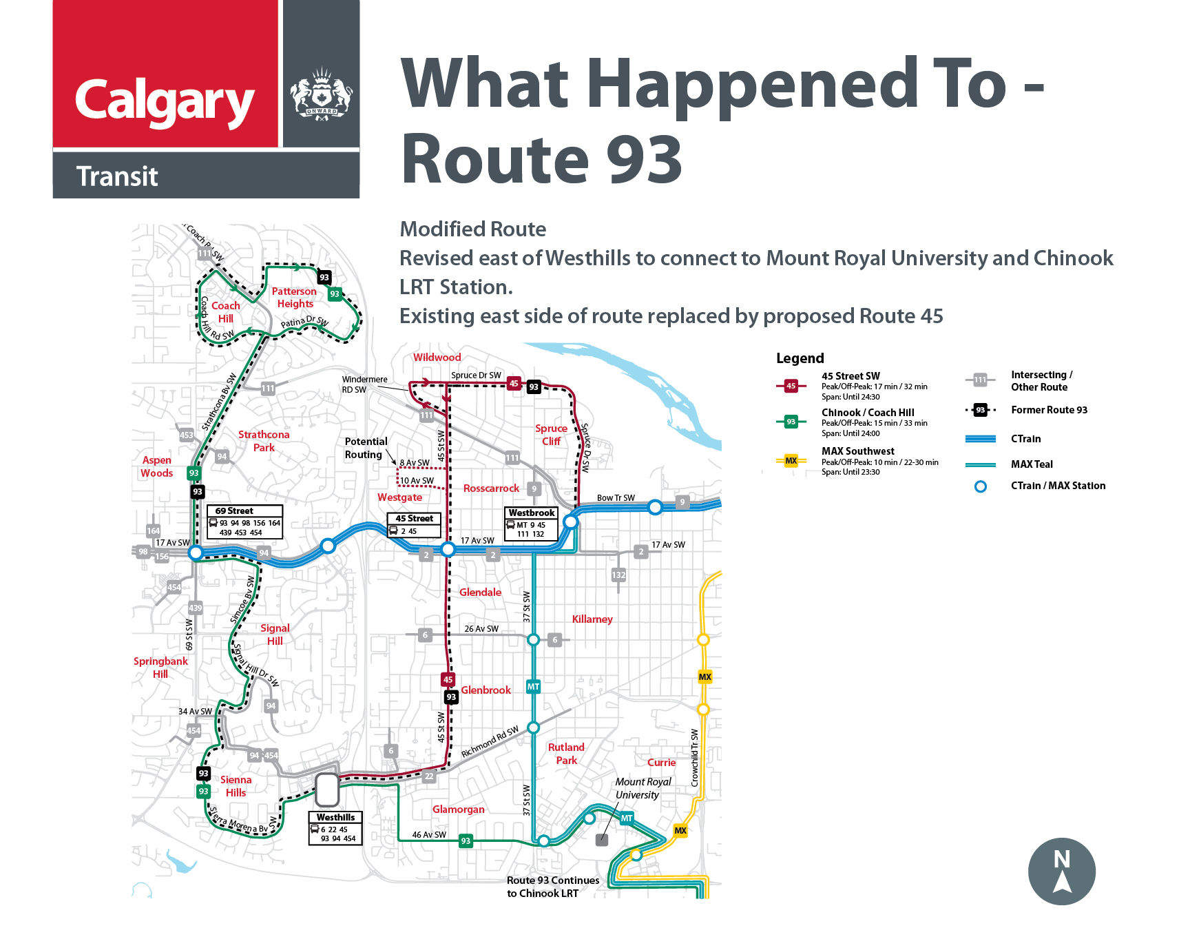 ​What Happened to Route 93