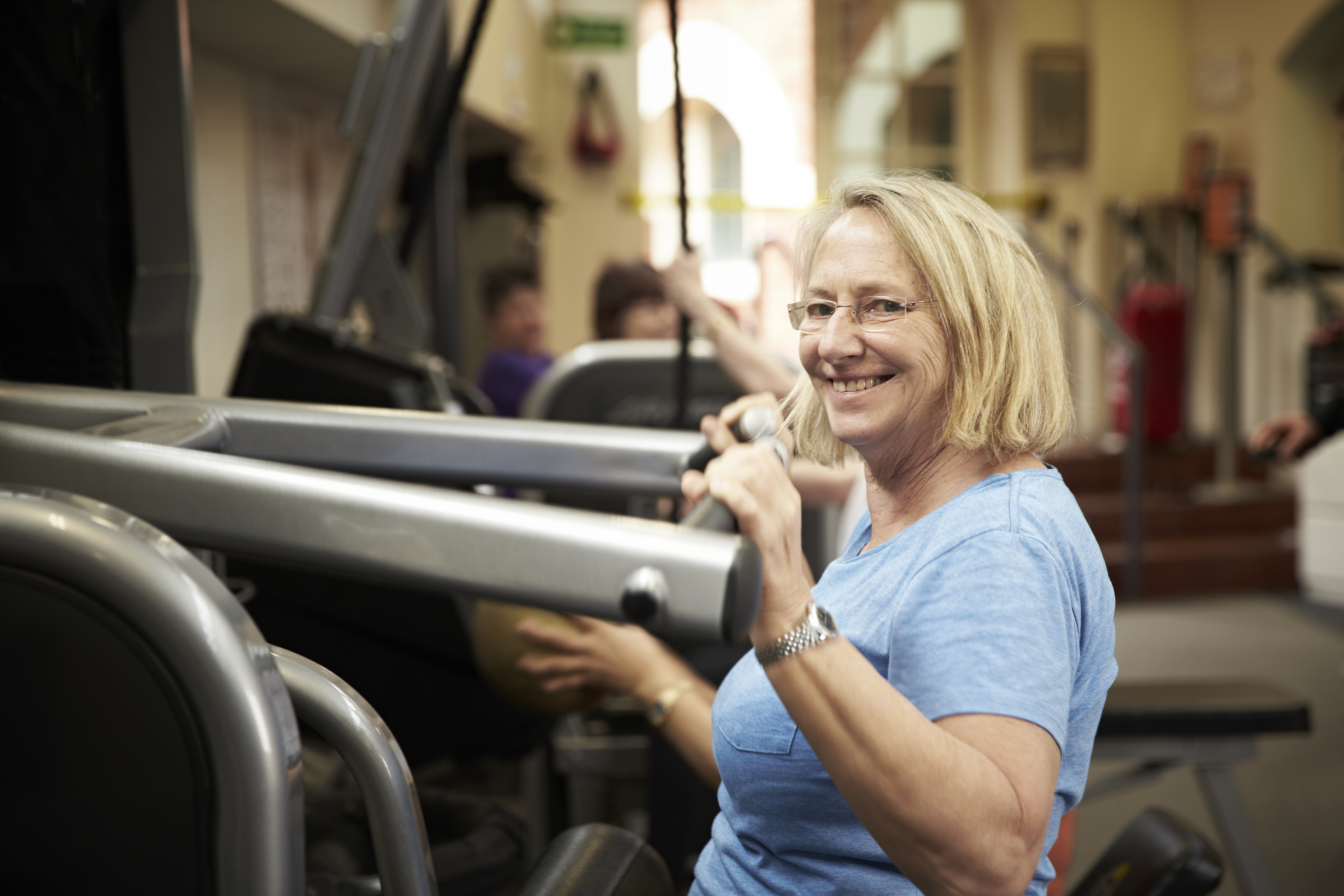 Kensington Community Recreation Centre includes a health club with qualified staff and modern equipment.