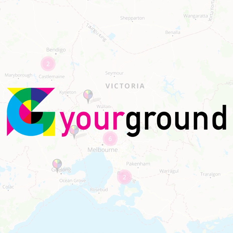 YourGround Webmap example