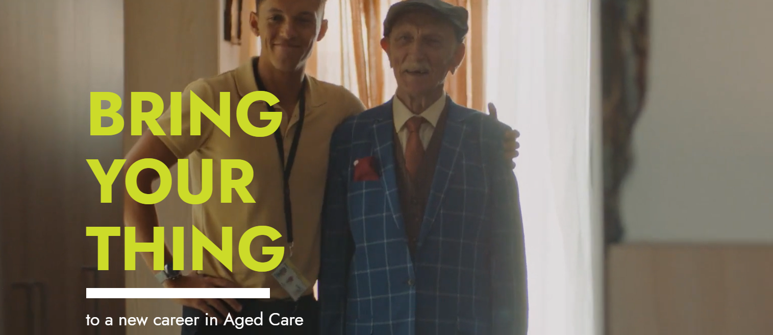 Aged Care Workforce Industry Council Bring Your Thing image