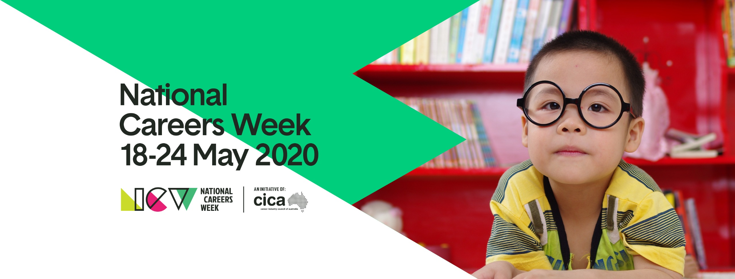 National Careers Week banner image