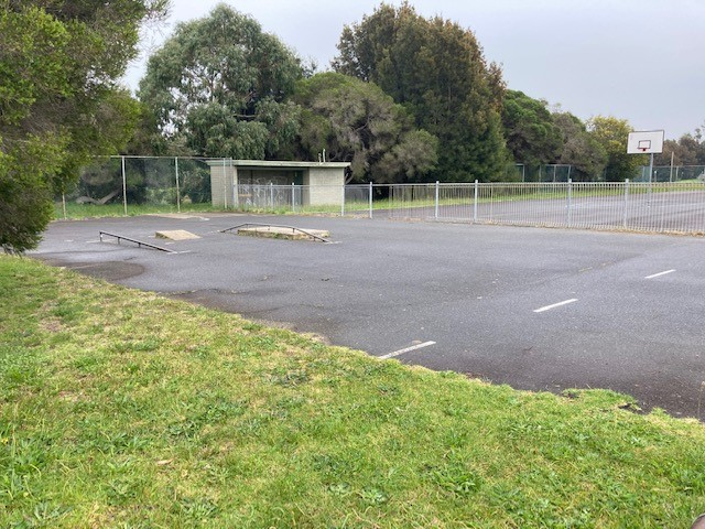 Current St Leonards Skatepark