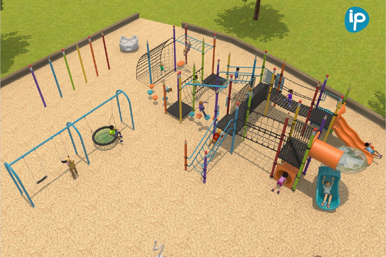 Kevin Kirby Reserve Proposed Playground