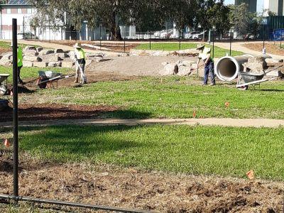 Belmont Dog Construction Photo 1