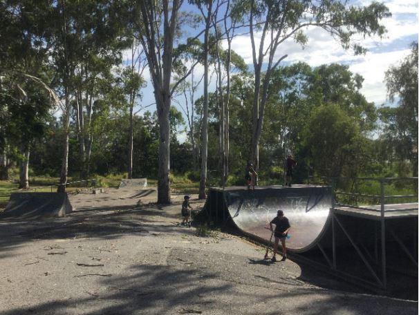 Cassy Lives Skate Park