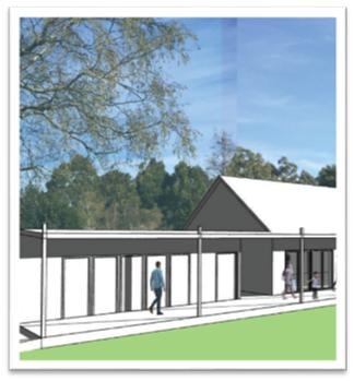 Trentham Pavilion