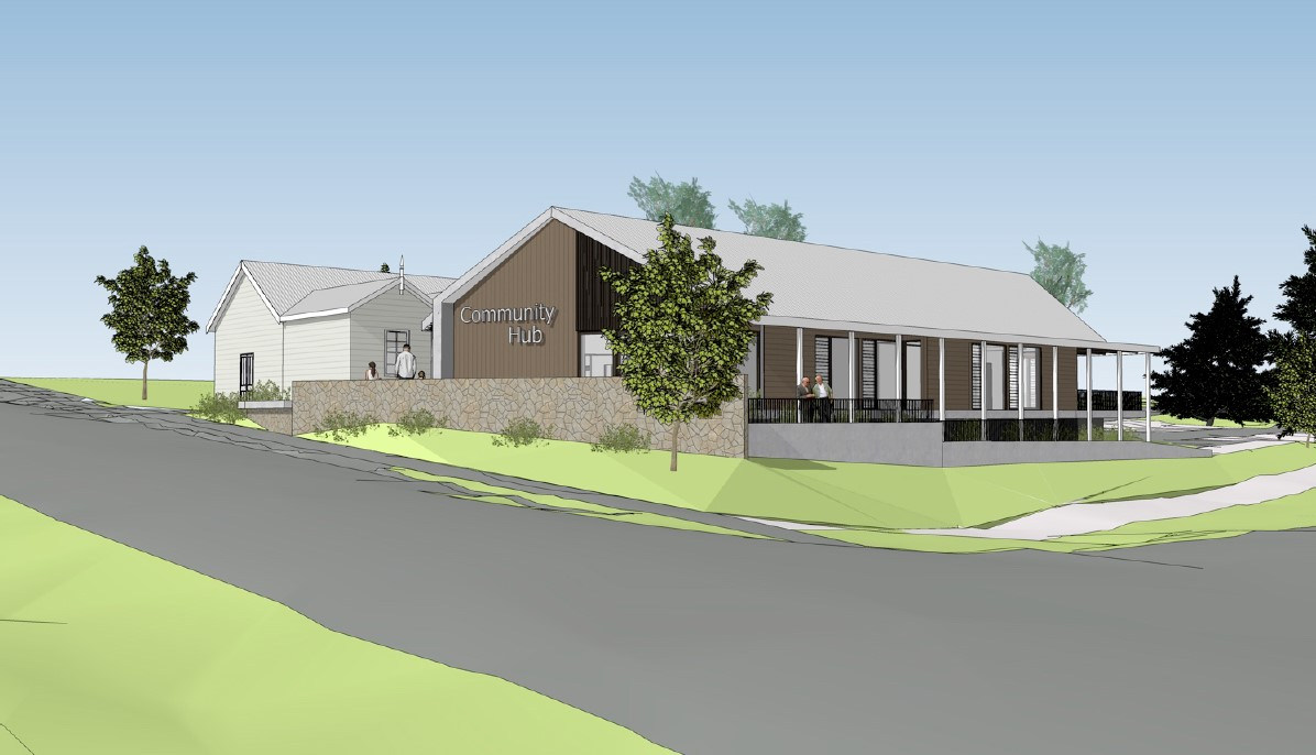 Trentham Community Hub