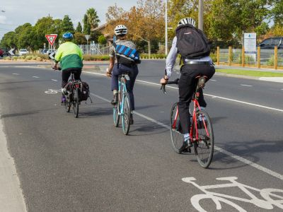 On Road Cyclists