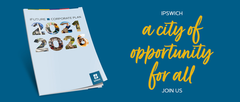 Ipswich. A city of opportunity for all. Join us.