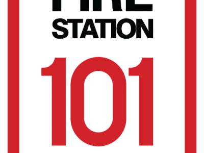 Fire Station 101 logo