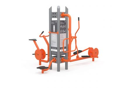 Fitness Pod - Aerobic & Flexibility