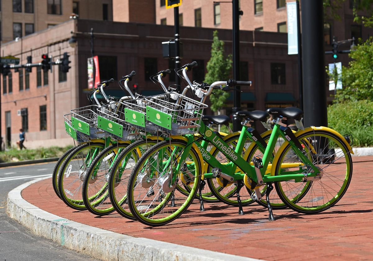 Hartford Connecticut bike share
