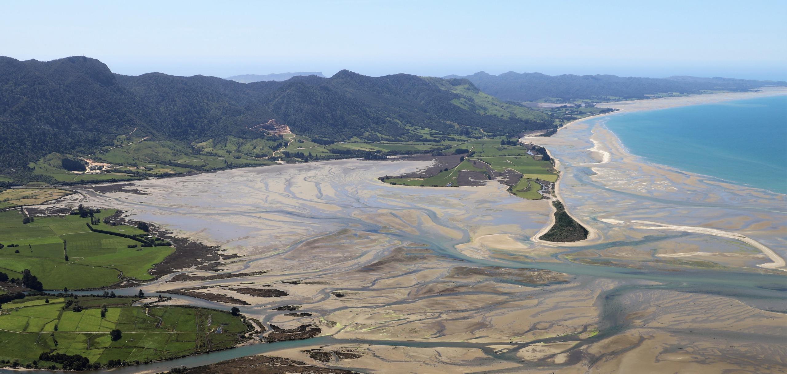 Landscapes and coastal environment