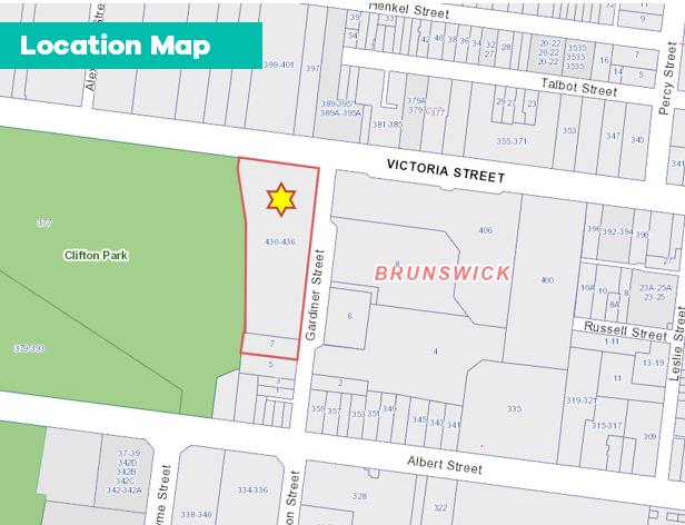 C180more location map