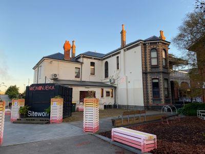 Internal Site - Sherwood House