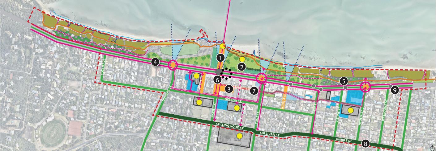 Rye township plan