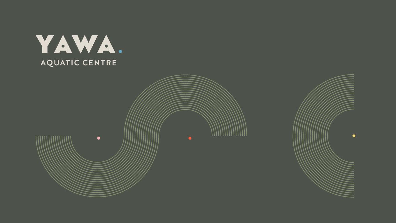 Branding: Yawa Aquatic Centre