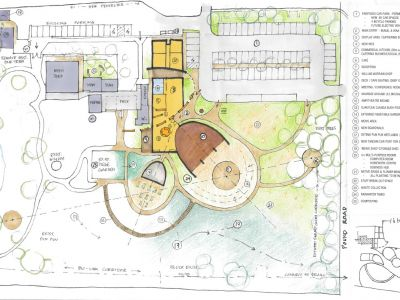 Conceptual plan for Willum Warrain