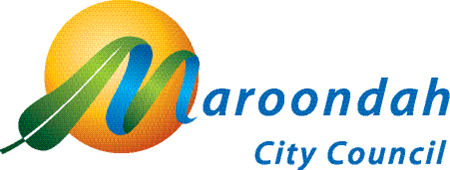 Image of Maroondah City Council logo