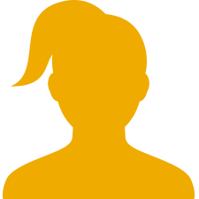 silhouette of person