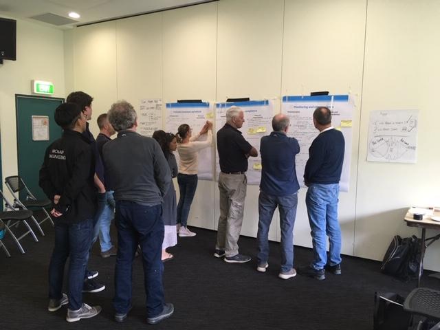 Pollution reduction workshop