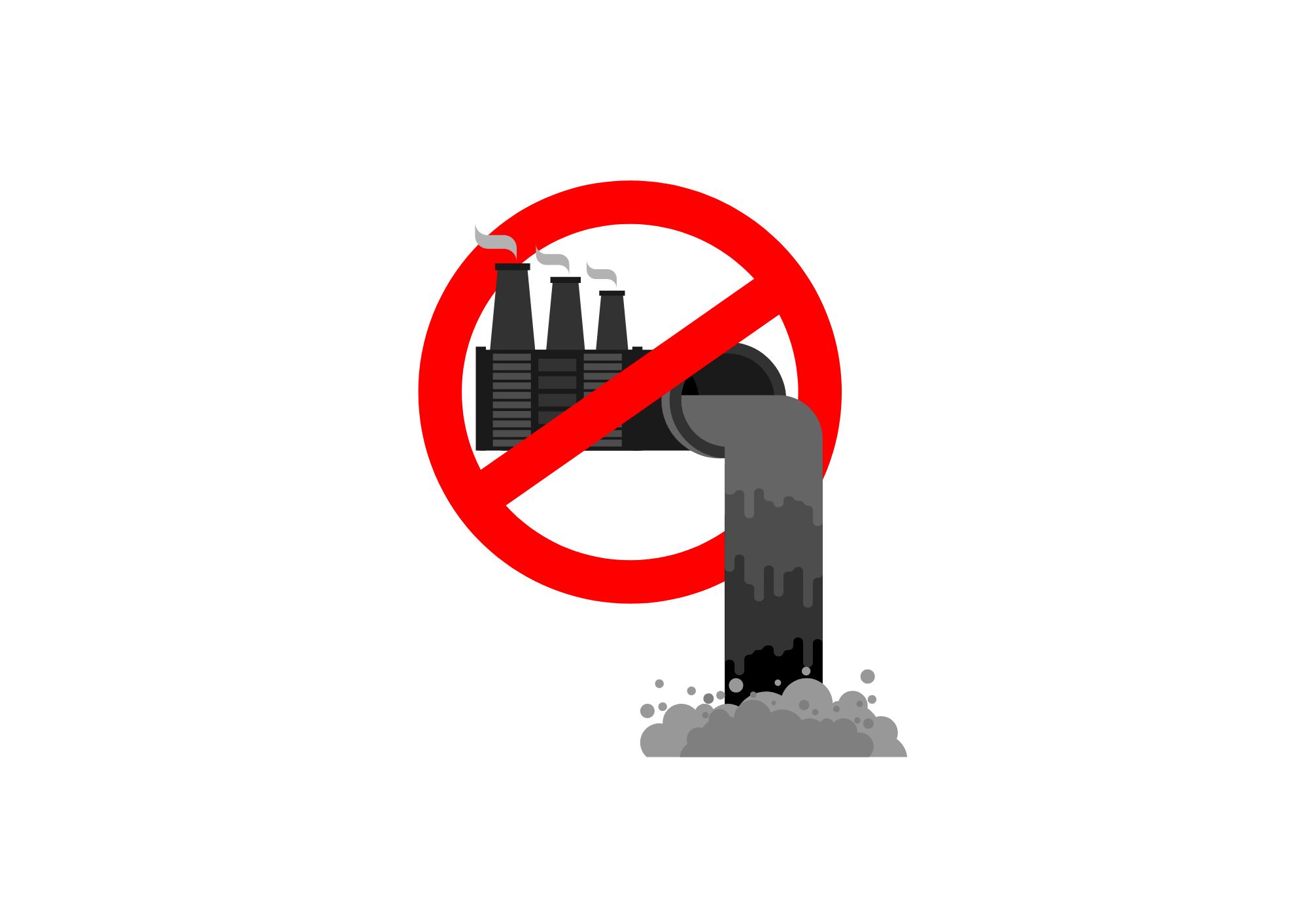 pollution logo