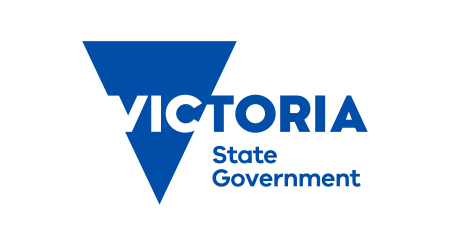 Victorian state government logo
