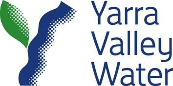 Yarra Valley Water Company logo graphic