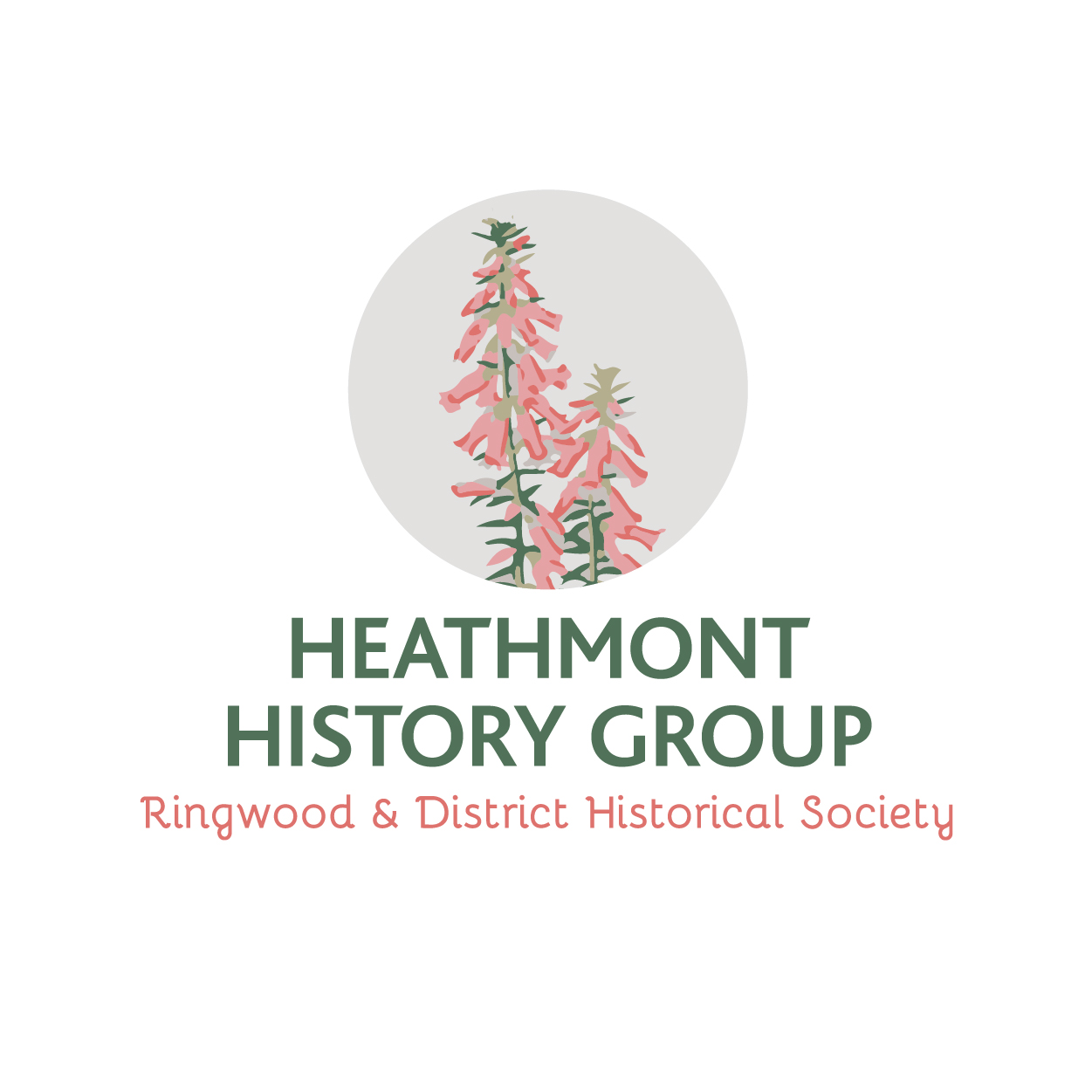 Heathmont History Group logo