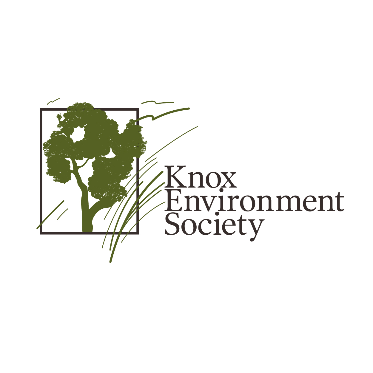 Knox Environment Society logo