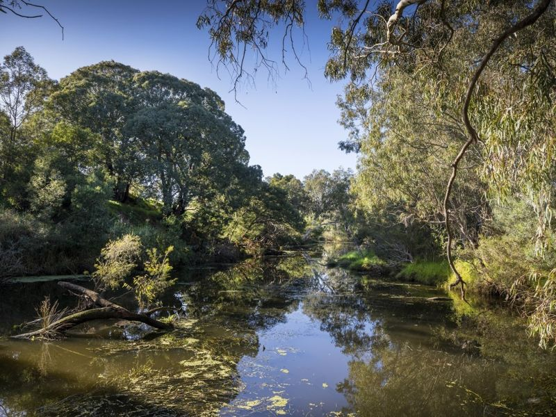 Werribee River image