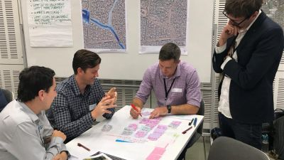 Image of Community Advisory Group workshop