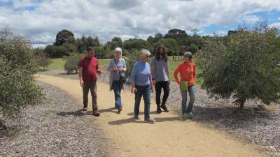 Rivers of the West Jacksons Creek, Macedon Shire sites tour image