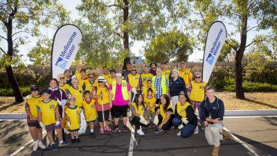 The Clean Up Australia team