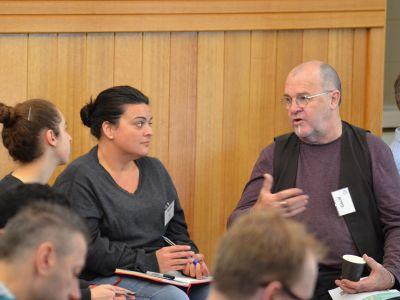 community panel members