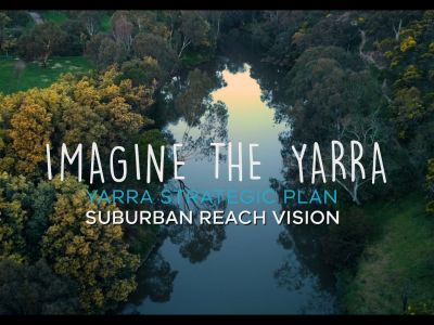 Video of Suburban Yarra River Reach Vision