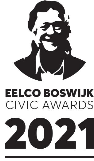 Eelco Boswijk Civic Awards Logo 2021