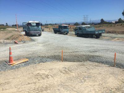 Saxton carpark progress 2