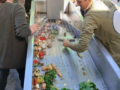 Kitchen Waste underway 3