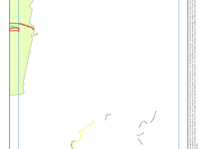 Proposed Speed Limit - Marsden Valley