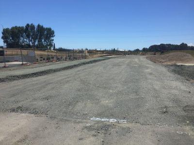 Saxton carpark progress 3