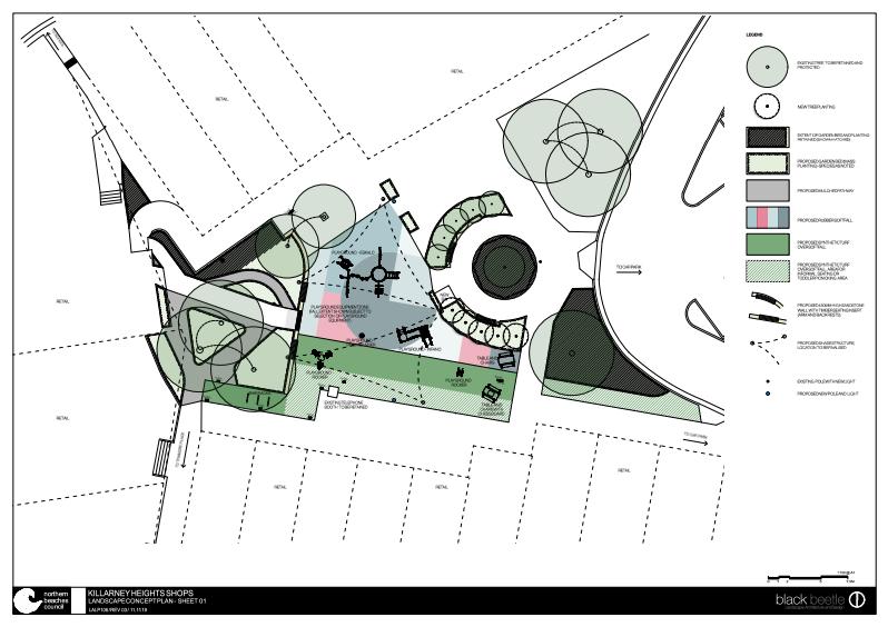 Draft Concept Plan - Killarney Heights