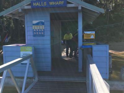 Halls Wharf