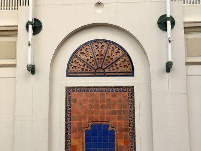 Manly Pavilion detail