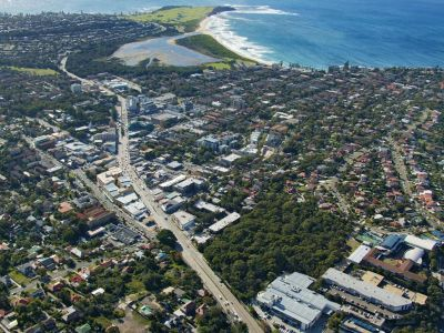2009 188154  20091127 Airview Aerial Photo   Dee Why Town Centre