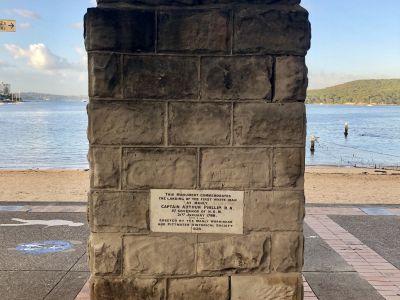 W Esplanade Monument