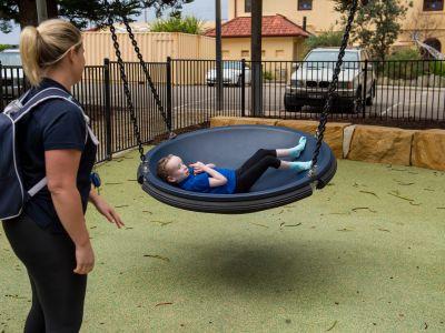 Bert Payne Inclusive Playground, Newport Beach