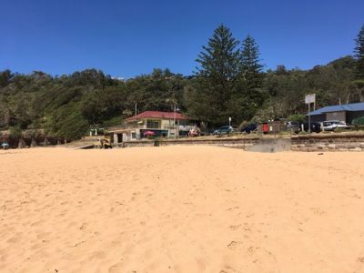 Bilgola - view from beach
